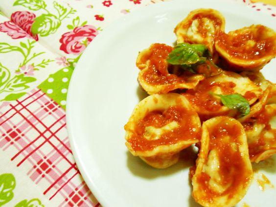 Es la Pasta hecha a mano, desde mi Corazón. No tiene nombre ni tiempo, es de todas las edades de la Cocina!