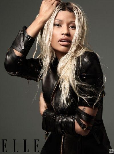 Nicki Minaj new look 2014