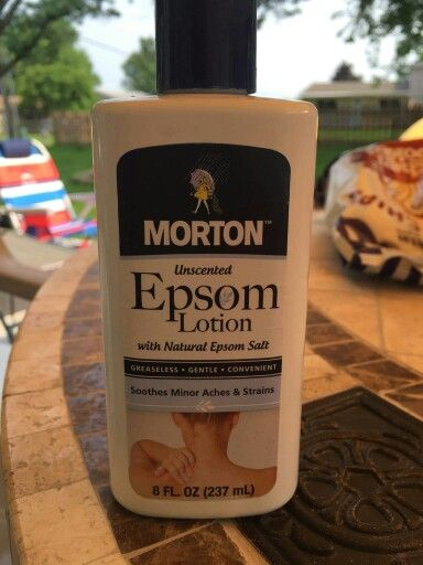Epsom salt for poison ivy relief. Supposedly gets rid of the rash in 2 days instead if waiting a couple weeks.
