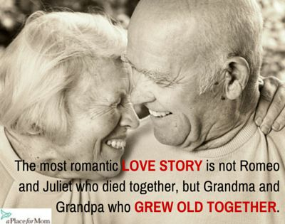 The greatest love story may live right in your own family. Ask Grandma and Grandpa the secret to a long marriage this Valentine's Day.