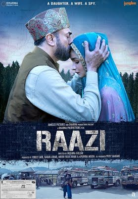 Raazi Youtube Full Movies Download Movies Free Movies Online