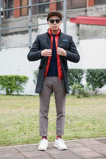 インナーダウンの着こなしで、30代大人メンズの着こなしは飛躍的に格上げ!
