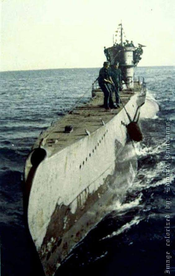 Her keel was laid down 21 November 1939, by Blohm + Voss in Hamburg as 'werk'…: