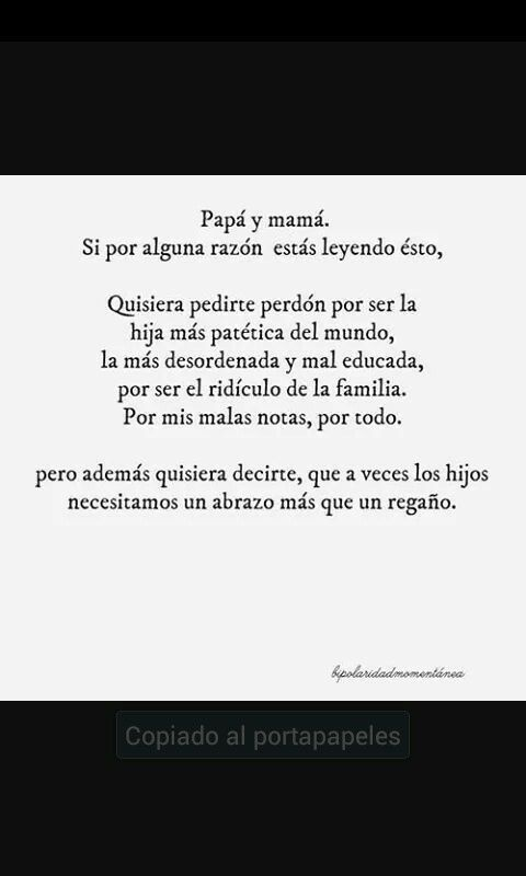 Pin About Frases Para Padres On Frases