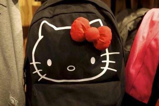 Vans x Hello Kitty Fall/Winter 2012 Apparel Teaser » vans-hello-kitty-apparel-teaser-1