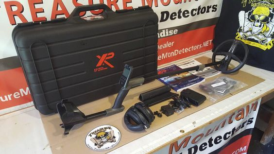 "Used XP Deus Metal Detector  Remote  9"" Coil  Hard Case  Water Kit  WS5 HP! https://t.co/ATnDwkrDfc https://t.co/evbvHgCZl7"