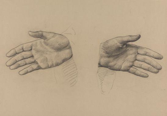 DigitaltMuseum - Utstrakte hender