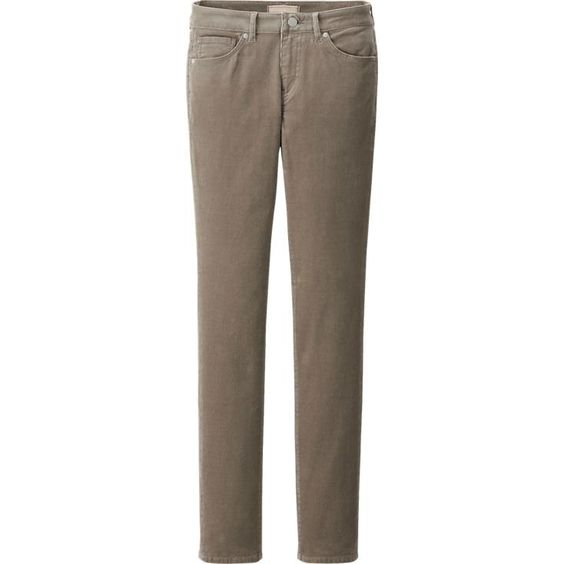 Corduroy pants, Uniqlo and Pants on Pinterest