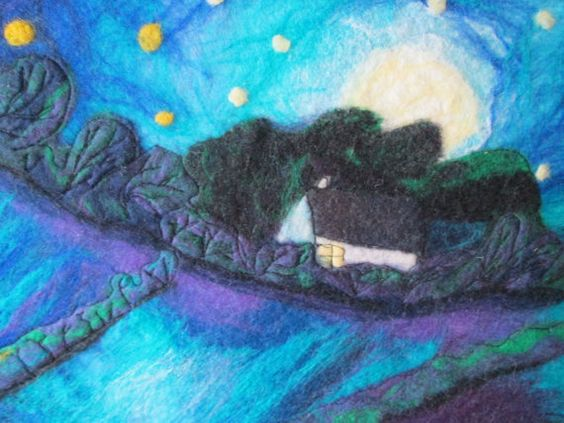 Moon Shadow by Sue Forey