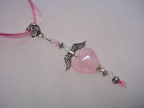 Romantic Steampunk Heart Pendant Necklace by boricuatreasures, $7.99