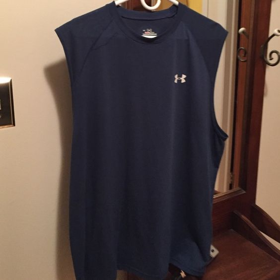 Men's Tank Men's Under Armour Tank Under Armour Tops Muscle Tees