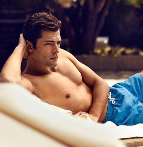 Sexy Male Model Sean O'Pry