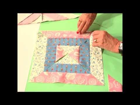 Great quilting tutorial..fast..many ideas. Eleanor Burns