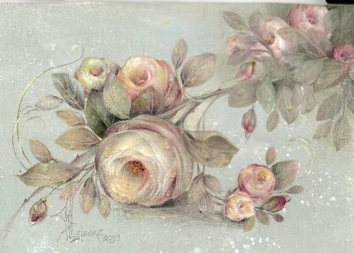 Mary Jo Leisure | Decorative Art Gallery