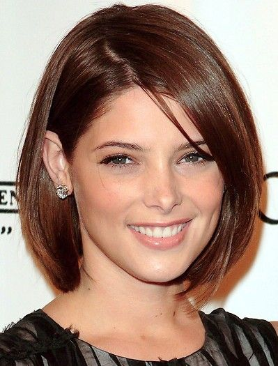 Stupendous Chin Length Bob Bobs And Bob Hairstyles On Pinterest Hairstyle Inspiration Daily Dogsangcom