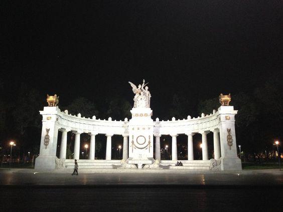 Alameda Central - A plaza worth visiting