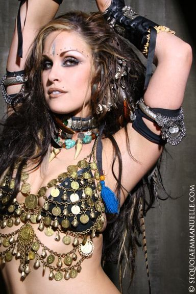 Tribal Fusion Belly Dance - Belly Dance