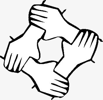 Unity Is Strength Unity Clipart Hand Hand Painted Png Transparent Clipart Image And Psd File For Free Download Unity Logo Unity Drawing Hand Logo