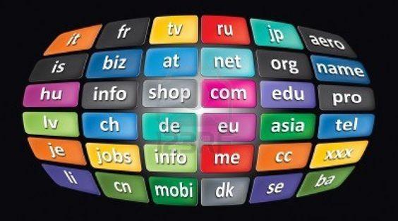 worldwide top domains by www.ultrakreativ.de