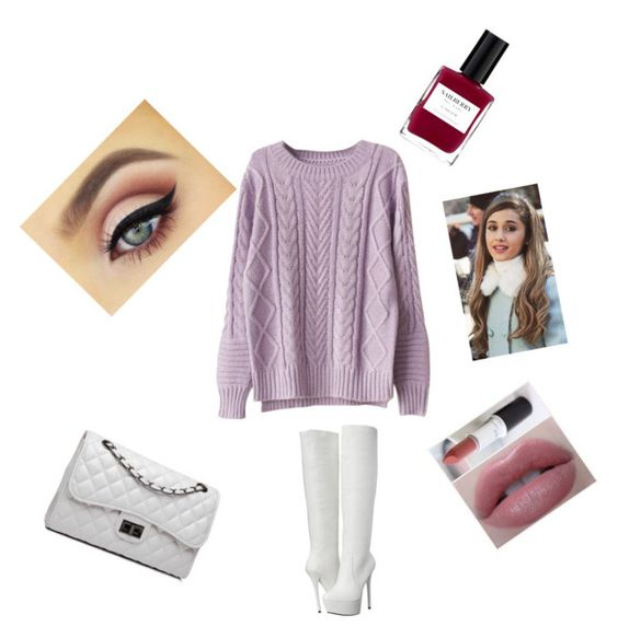"""Walk in the park Ariana Grande style"" by zenildasamantha on Polyvore"
