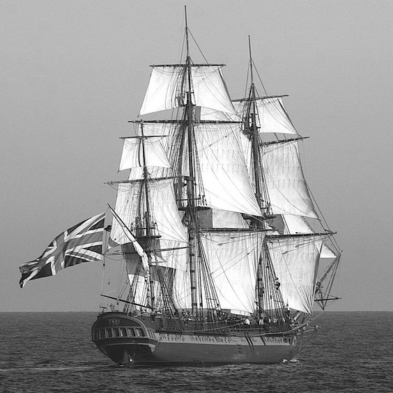 HMS Surprise by Tuggerdave  wonderful photographers that capture the majesty and romance of Tall Ships ...