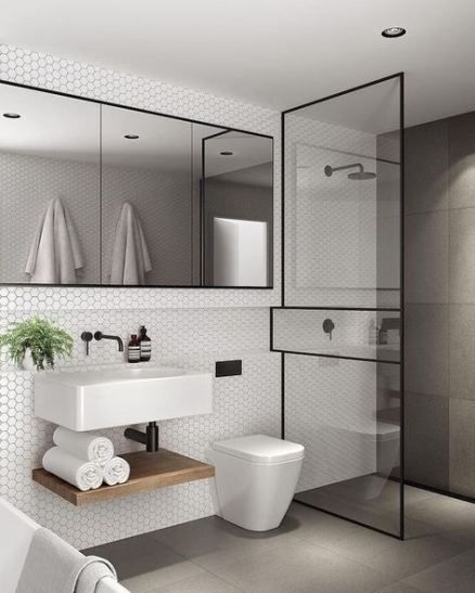 23 Trendy Bath Room Small Minimalist Toilets Bathroom Design Small Modern Modern Small Bathrooms Modern Bathroom