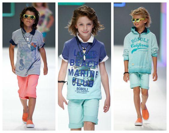 La moda infantil de Bóboli para el verano 2016 Boboli´s kids fashion for spring summer 2016