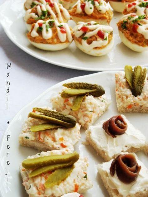 Picoteo Variado Tapas Y Aperitivos Pinchos Gourmet Recetas Para Cocinar