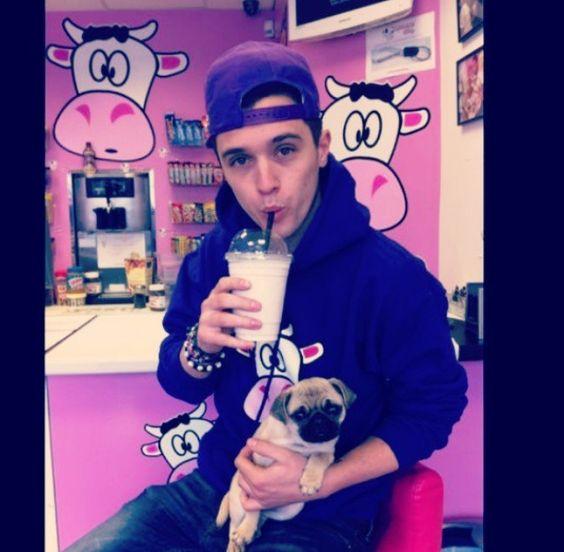 JJ and Lola haha milkshakes
