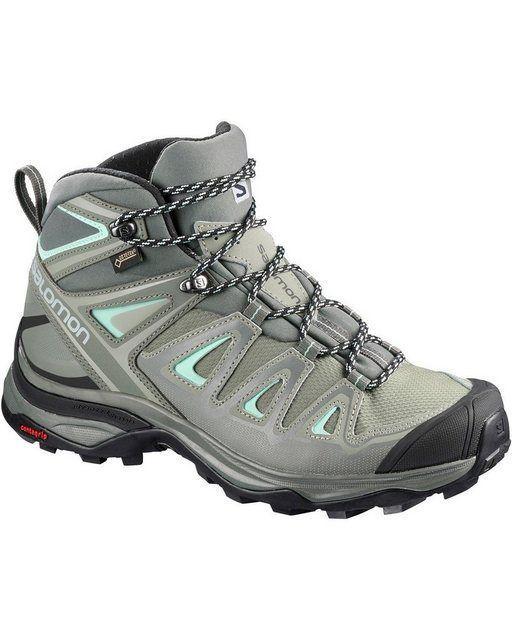 Damen Trekkingstiefel X Ultra 3 Mid GTX® in 2020 ajMwh