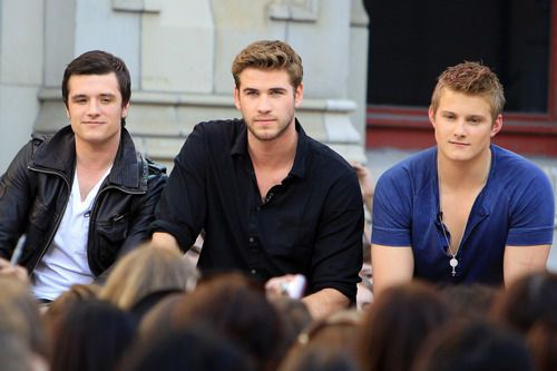 and this is why i love the hunger games