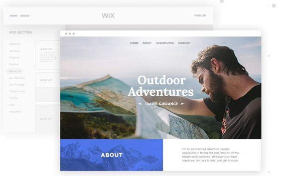Sabías que Wix lanza servicio inteligente para crear sitios web adaptados a cada uno