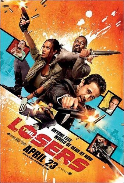 The Losers 2010 Dual Audio [Hindi Eng] BluRay 480p 300MB Download