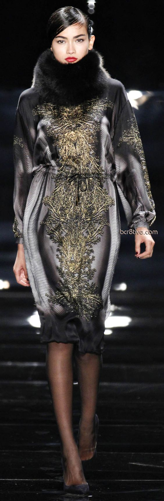 Reem Acra Fall Winter 2013 New York Fashion Week...STUNNING