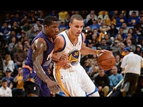 ▶ Stephen Curry's Career Night! - Stephen Curry had 14 points and a career high 16 assists and 13 rebounds.