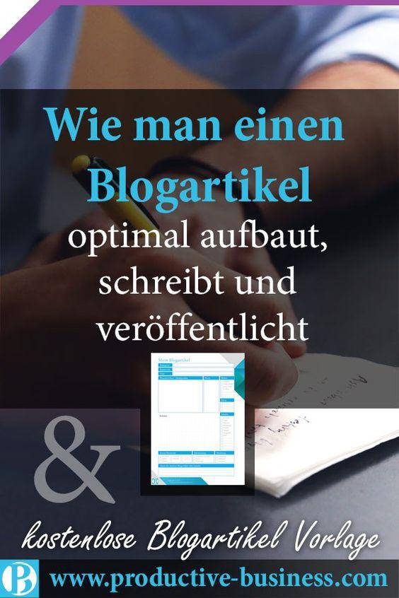 blogartikel-schreiben