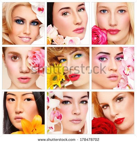 Stock Images similar to ID 267048974 - cosmetics make up perfume.