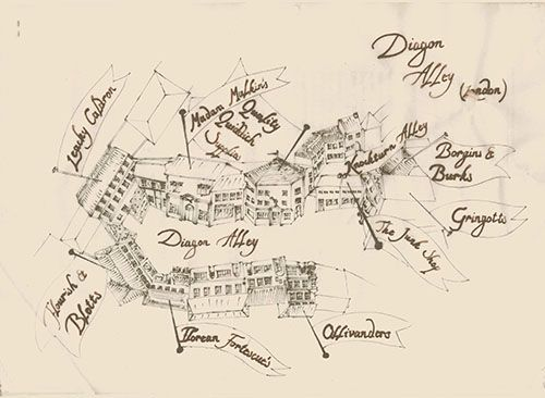 """""""We need this framed. In all our houses."""" @Lauren Pratt this is beautiful!: Hogwarts Castle Map, Illustrations Harry, Harry Potter Party, Potter Obsession, Diagon Alley, Harry Potter Books, Diagon Ally, Diagonalley Maps"""