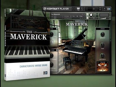 Native Instruments The Maverick Kontakt 4 9 Gb