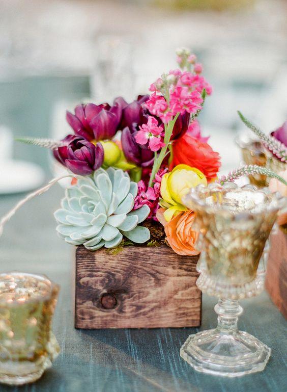 Colorful Arizona wedding: Kelsey + Mason