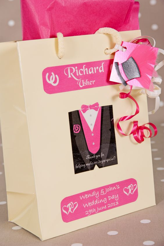 Wedding Usher Gift Ideas modest bravofile.com