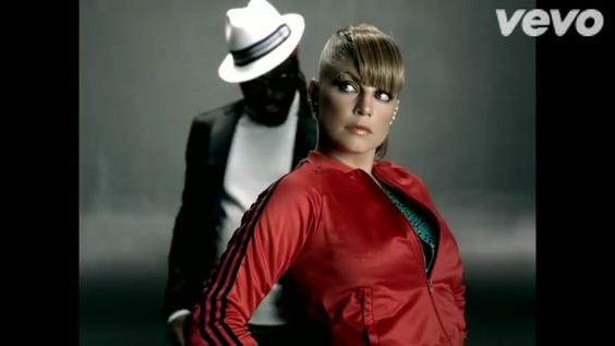 Will I. am and Fergie