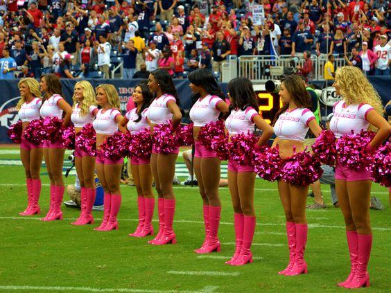 Houston Texans Cheerleaders -06 - GotCeleb