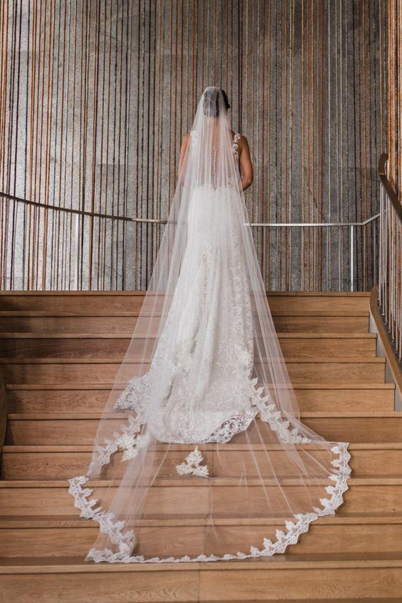 ¡No te pierdas la guía si queires un velo! #matrimoniocomco #velosdenovia #veil #weddingveil #bridelook #bride   #SionPhotography