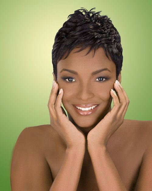 Tremendous African American Very Short Hairstyles 2012 Wowhairstyle Hairstyle Inspiration Daily Dogsangcom