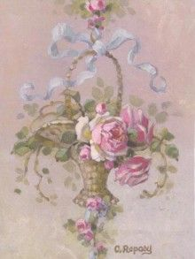 Christie Repasy Valentines Day Original Canvas Print