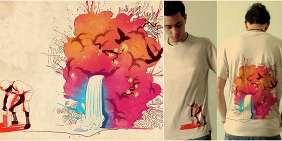 Inspiration: Awesome T-shirt Designs | Abduzeedo Design Inspiration
