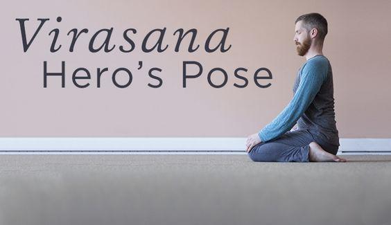 Precautions Of Virasana (Hero Pose)