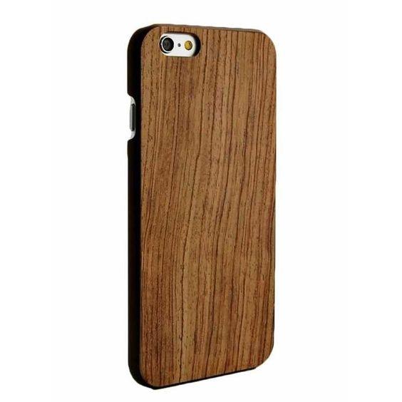 iPhone 6 Rosewood Real Wood slim case