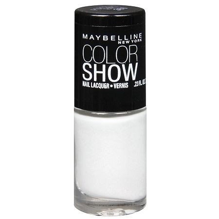 "Maybelline Color Show nail polish in ""Porcelain Party"""